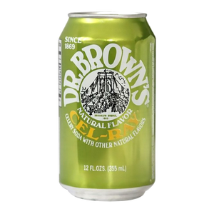 Dr Brown's Soda - Celray