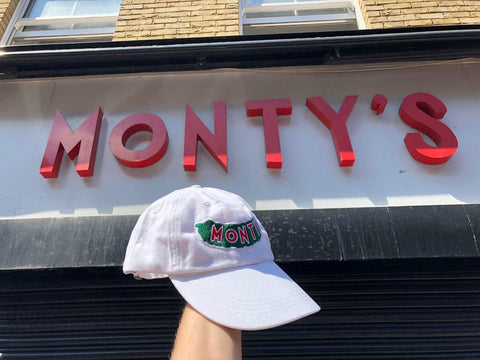 Monty's Pickle Hat