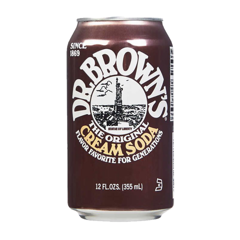 Dr Brown's Soda - Cream Soda