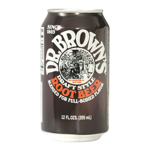 Dr Brown's Soda - Root Beer