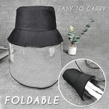 Anti-Droplets Portable Hat