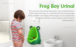 Baby Boy Potty Toilet Training