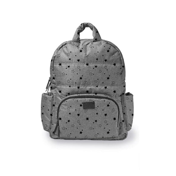 7 Am Enfant BK718 Backpack | Grey Stars - Royal Kids Clothing
