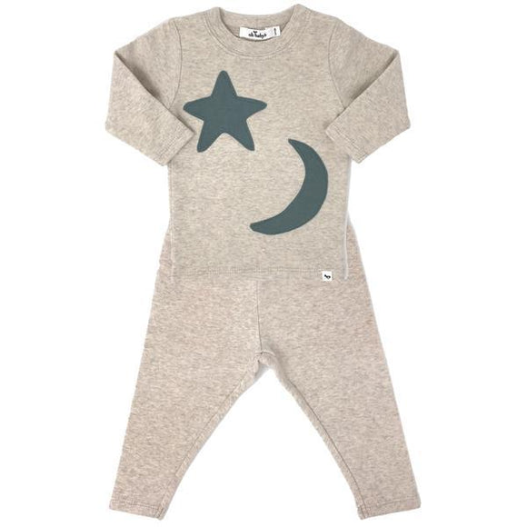 Oh Baby Sand Star and Moon Set - Royal Kids Clothing
