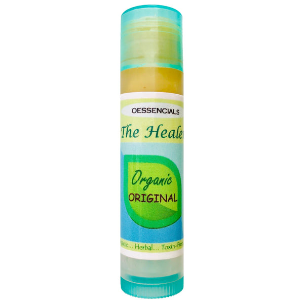 THE HEALER organic lipbalm (clear)