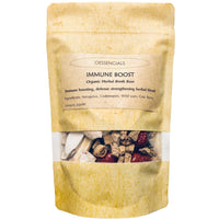 IMMUNE BOOST Herbal Broth and Soup Base (organic)