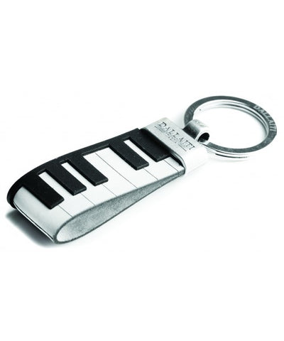 Leather Keyboard Keyring