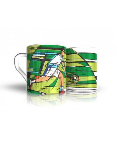 Premium Illustrated Sports Mugs - Various Designs