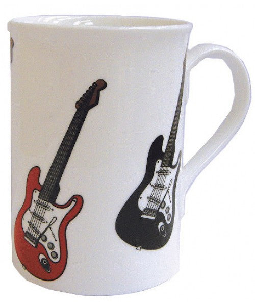 Electric Guitars Mug