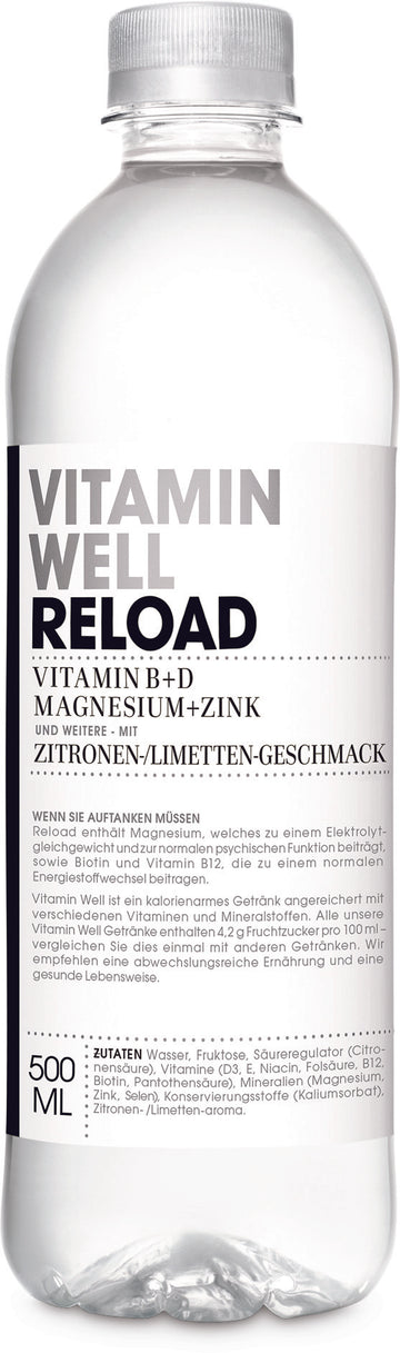 Vitamin Well Reload 50Cl Pet