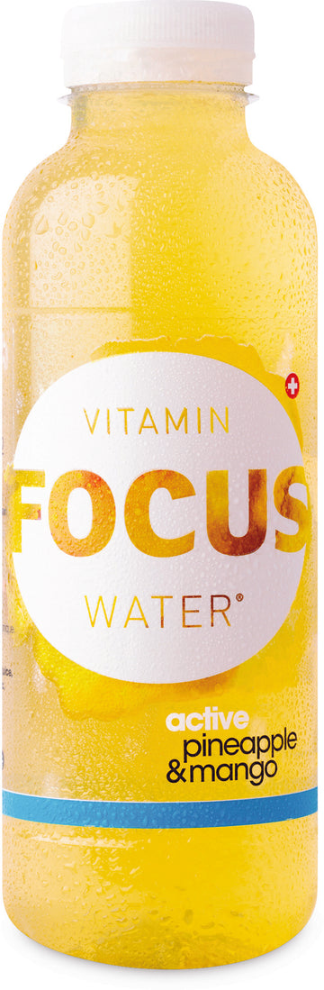 Focuswater Active Pineapple/Mango 50Cl