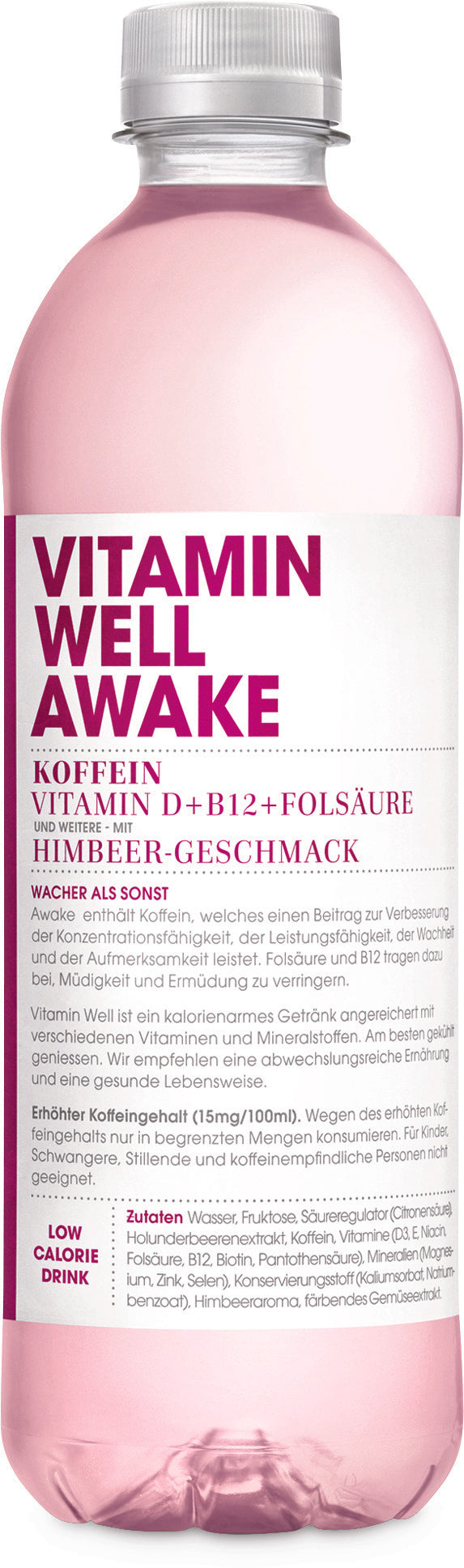 Vitamin Well Awake 50Cl Pet
