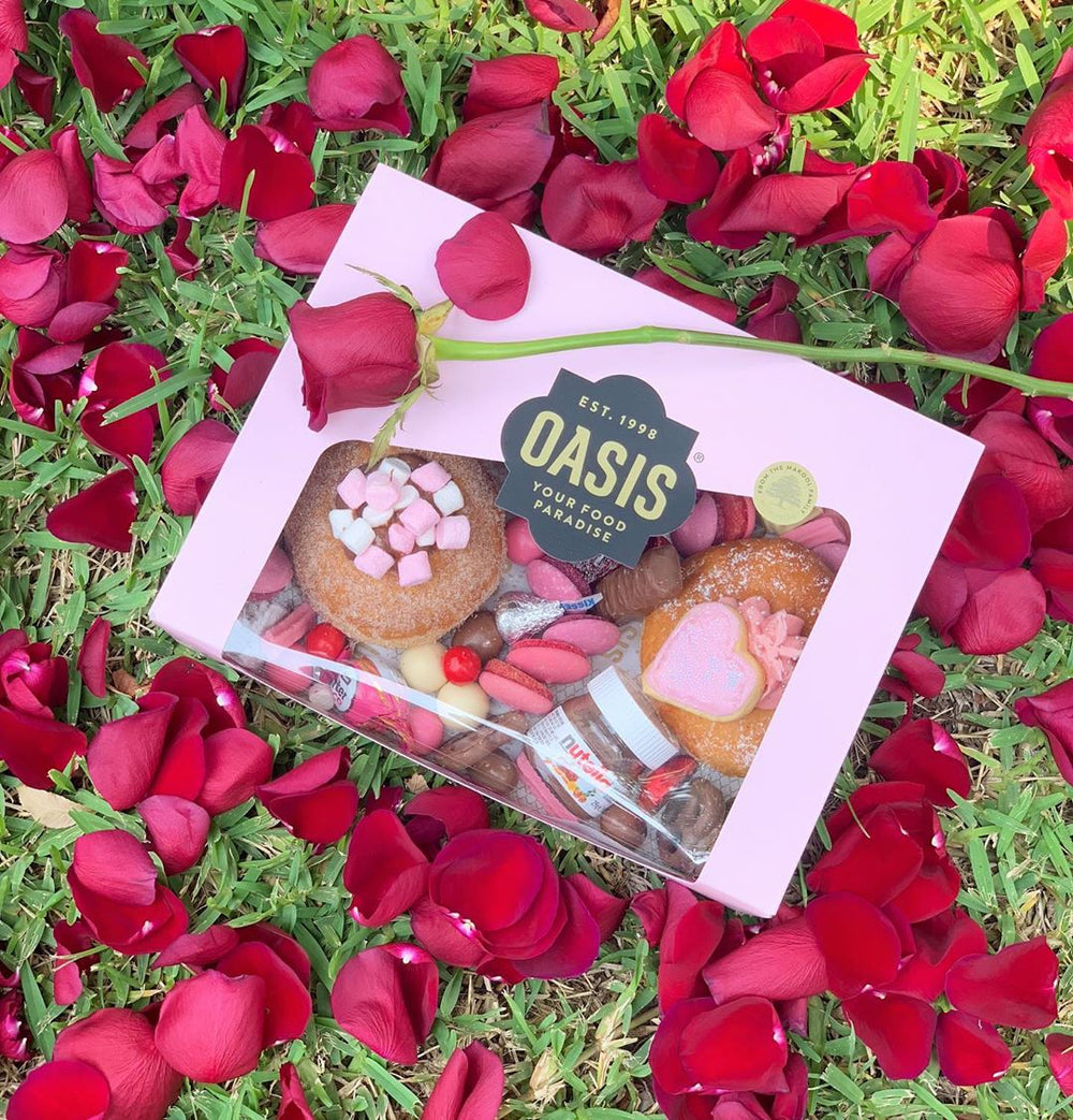 Dessert Box - I Love You -  | Oasis