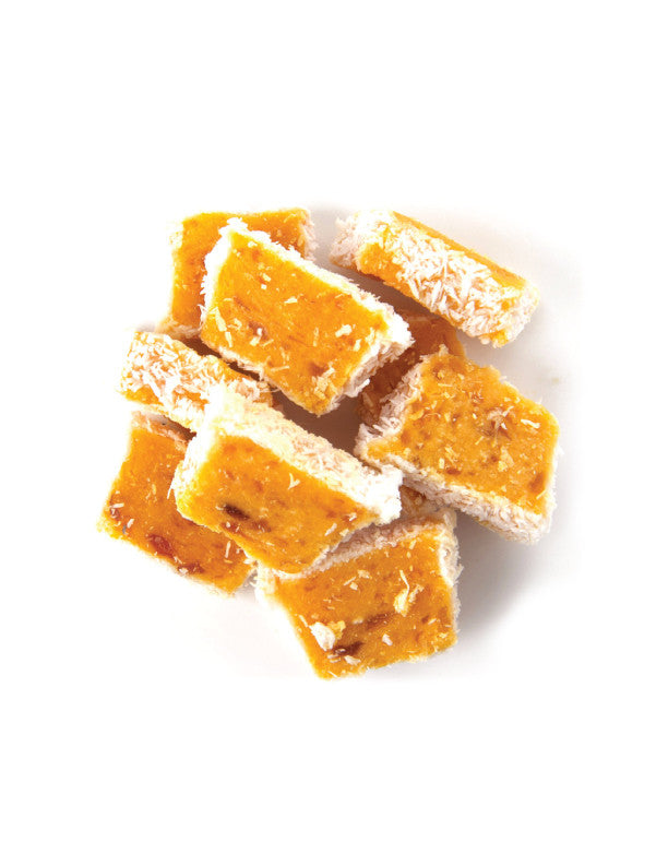 Apricot Blocks + Coconut 200G