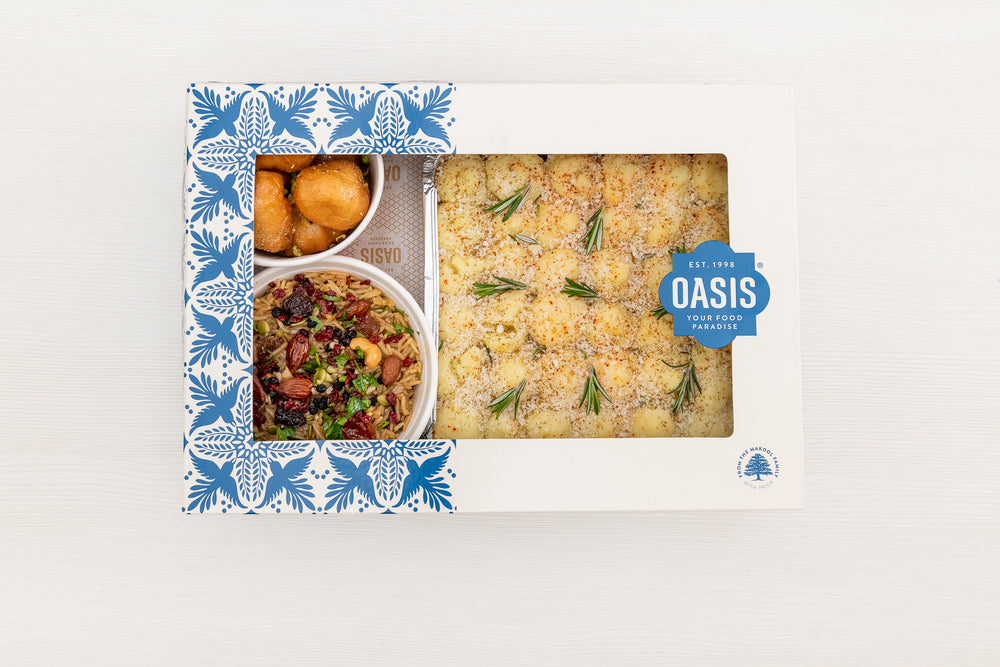 Vegan Shepherd's Pie - Oasis