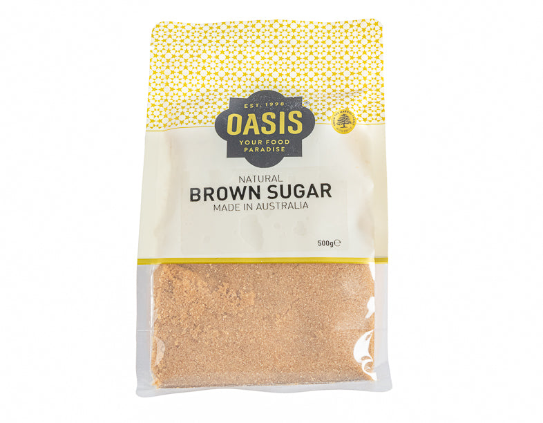 Brown Sugar 500G - dry good | Oasis