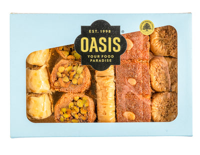 Sweet Selection Gift Box 14X40g - Snacks | Oasis
