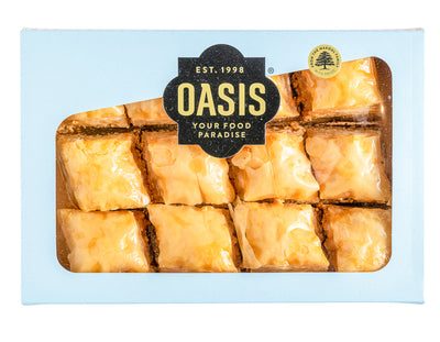 Baclava Diamonds 12 piece - snacks | Oasis