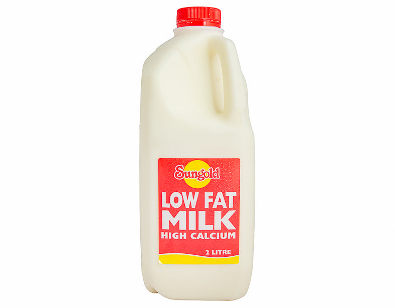 Sungold Low Fat Milk 2L - Dairy & Eggs | Oasis