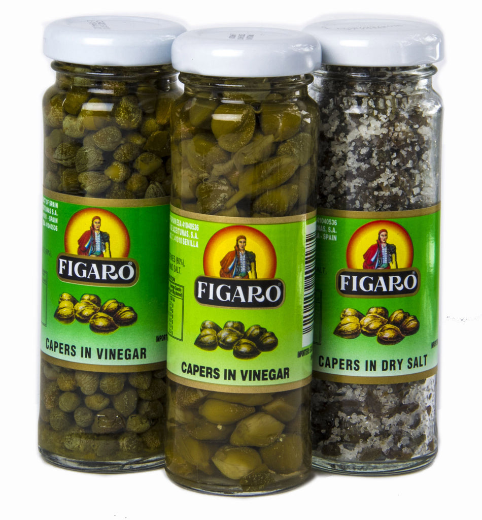 Figaro Capers 100G
