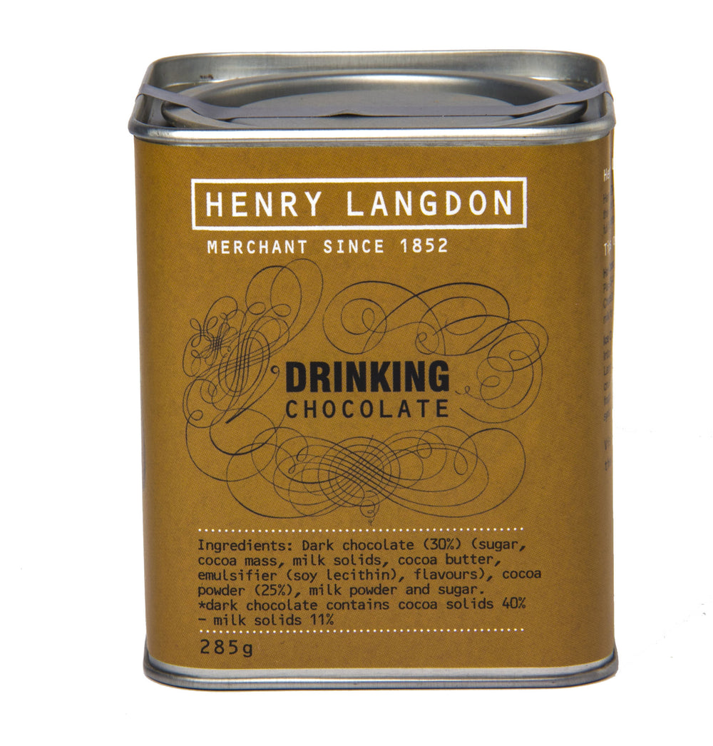Henry Langdon Drinking Chocolate 285G - Oasis