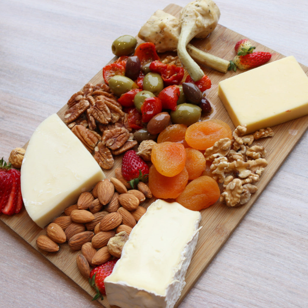 Cheese & antipasto platter