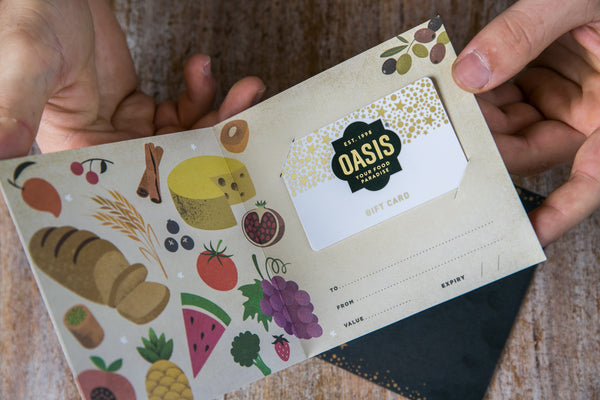 Oasis Gift Voucher (Select your gift amount) - Oasis