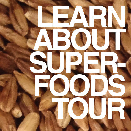 Oasis Grocery Store Tour - SUPERFOODS - No Tour Scheduled