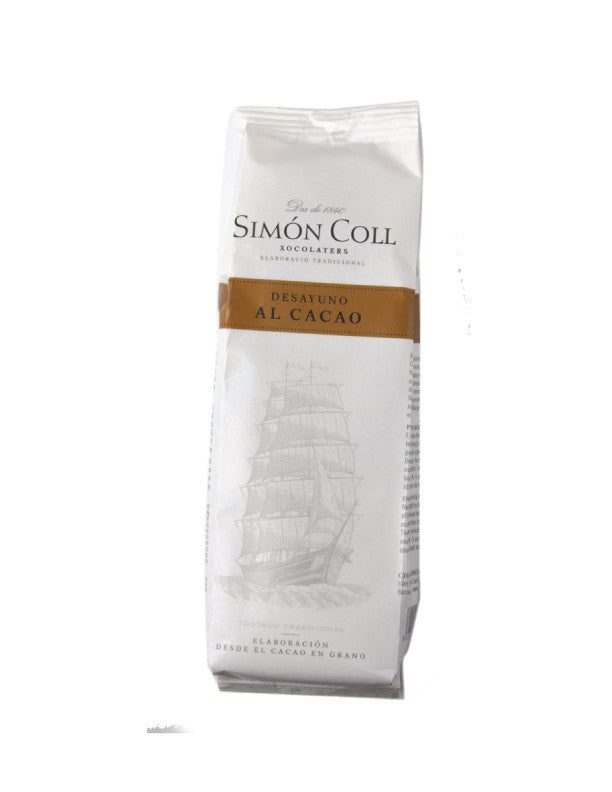 Simon Coll Hot Chocolate Mix 200G