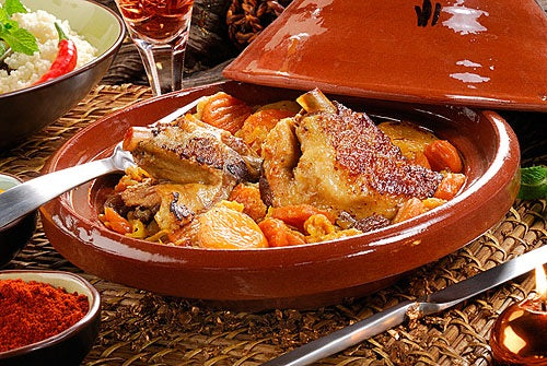 Thurs 23rd November at 6:30pm - Chicken tajine {SOLD OUT}