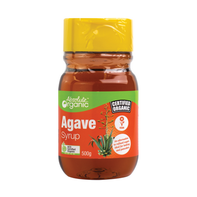 Absolute Organic Agave Syrup 500g - Groceries | Oasis