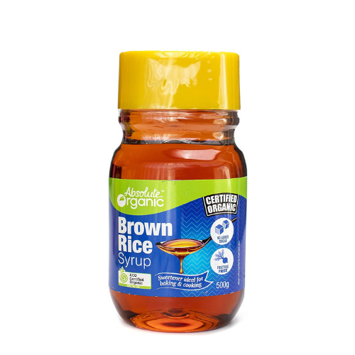 Absolute Organic Brown Rice Syrup 500g - Oasis