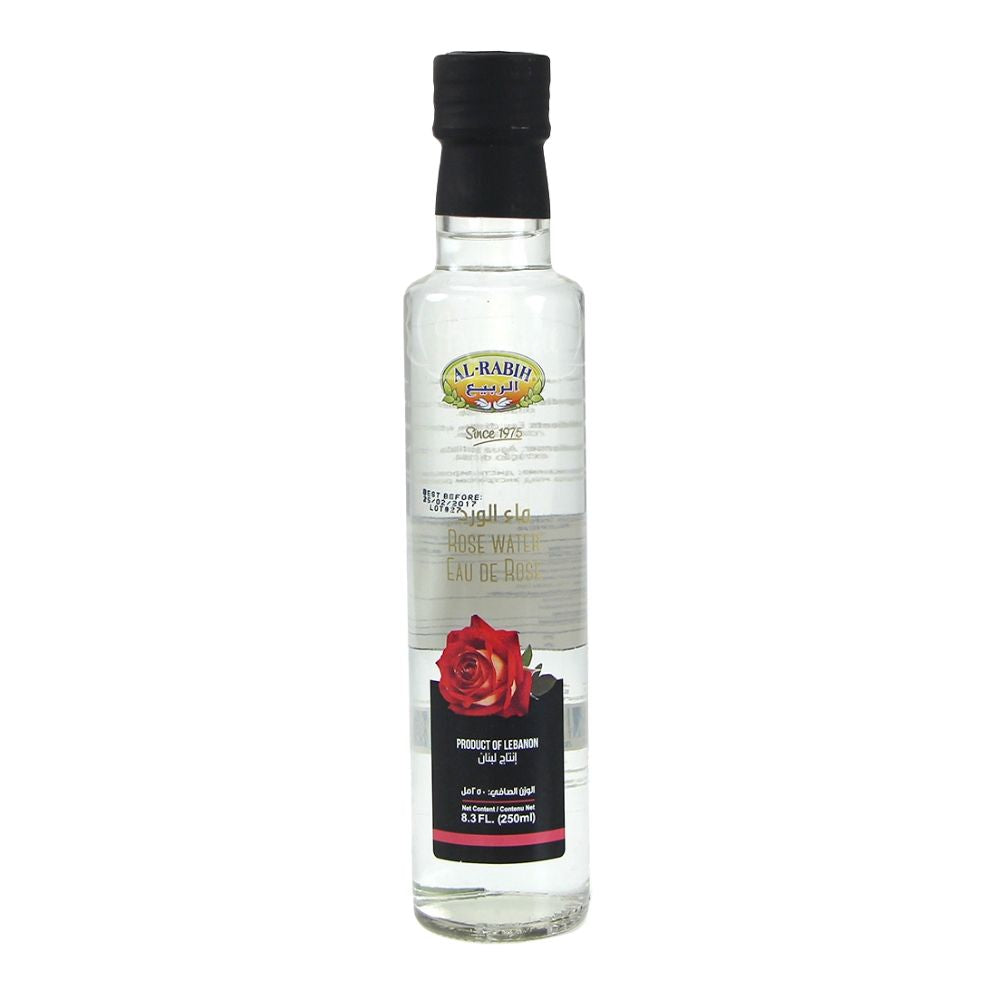 Al Rabih Rose Water 250ML - Dry goods | Oasis