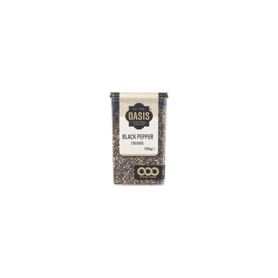 Black Pepper, Crushed - Pepper | Oasis
