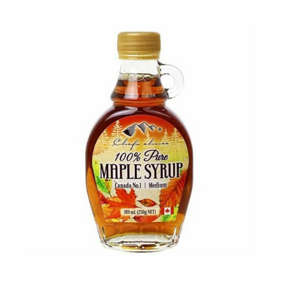 Chef's Choice 100% Pure Canadian Maple Syrup 189ml - Groceries | Oasis