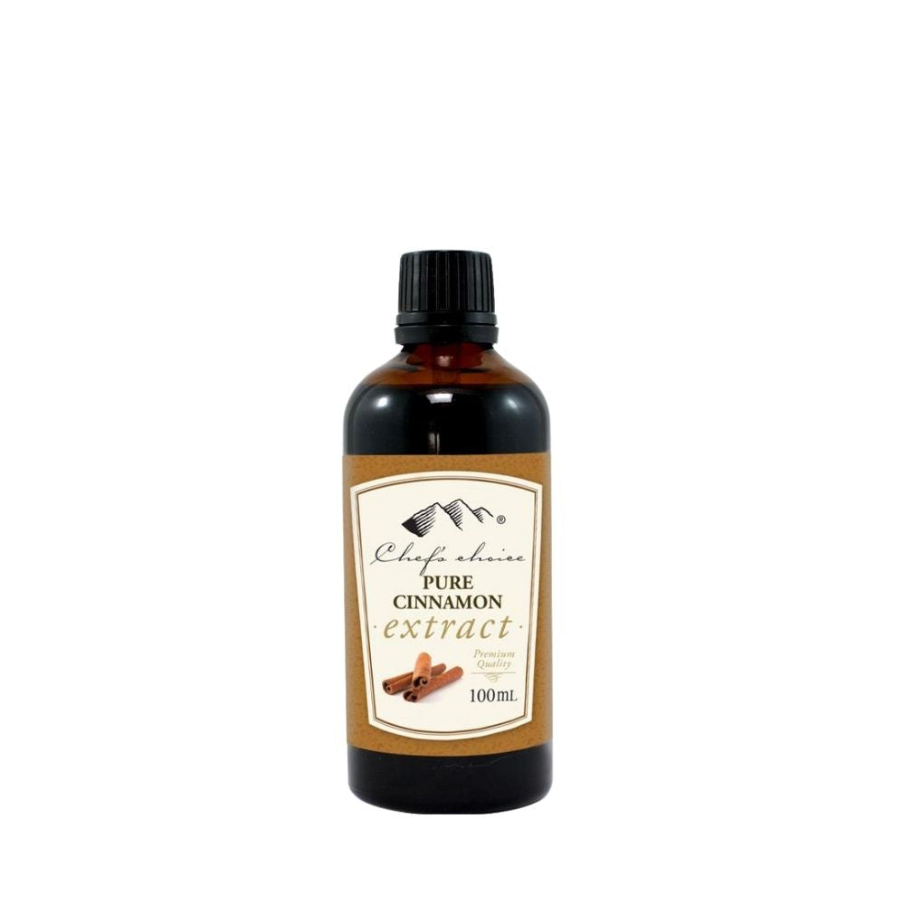 Chef's Choice - Pure Cinnamon Extract 100ML - Oasis