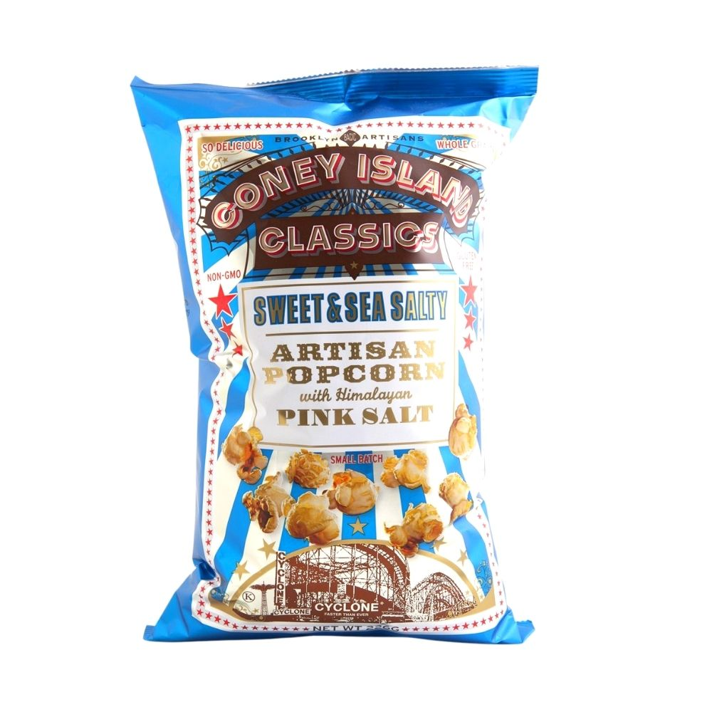 Coney Island Classics Sweet & Sea Salty Popcorn 226G - Oasis