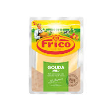Gouda Cheese Slices 150g - dairy | Oasis