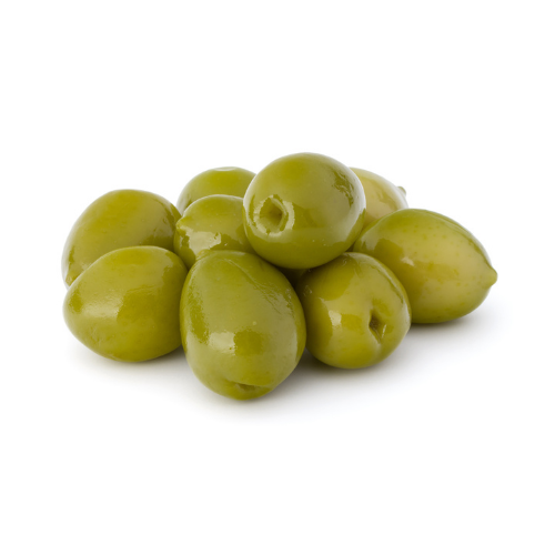 Green Olives Sicilian 300G - ready to eat | Oasis