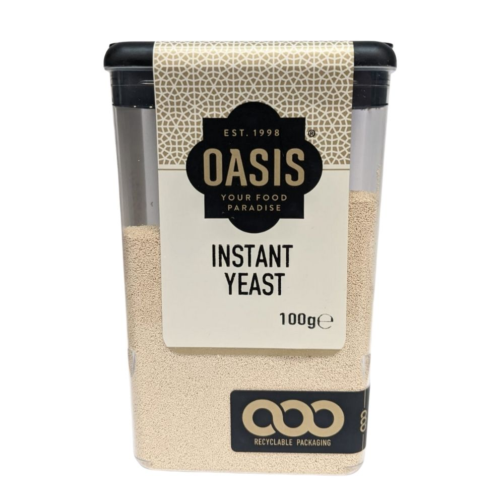 Instant yeast 100g - Flour | Oasis