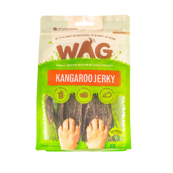 Natural & Healthy Dog Treats 200G - WAG - Oasis