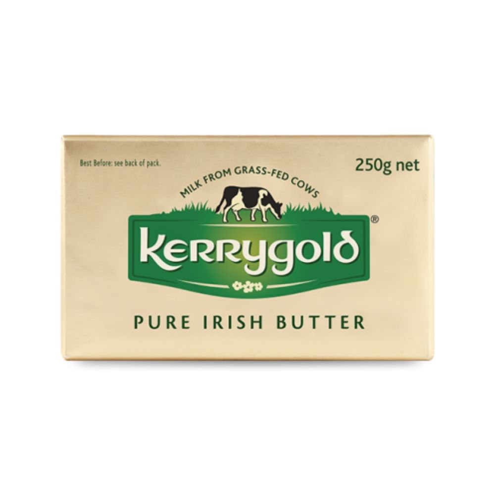 Kerrygold Pure Irish Unsalted / Salted Butter 250G - Oasis