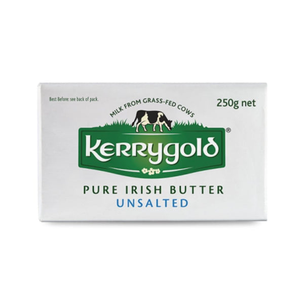 Kerrygold Pure Irish Unsalted / Salted Butter 250G - Dairy & Eggs | Oasis