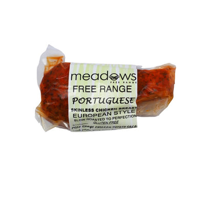 Meadows Free Range Portuguese Chicken Breast 220g - Oasis