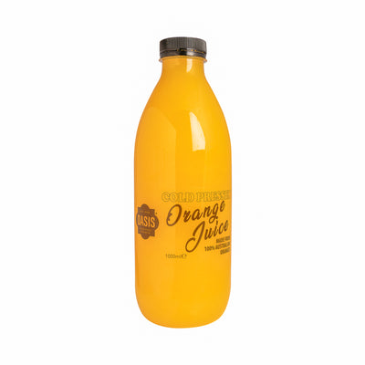 Oasis Cold Pressed Orange Juice - 1L -  | Oasis