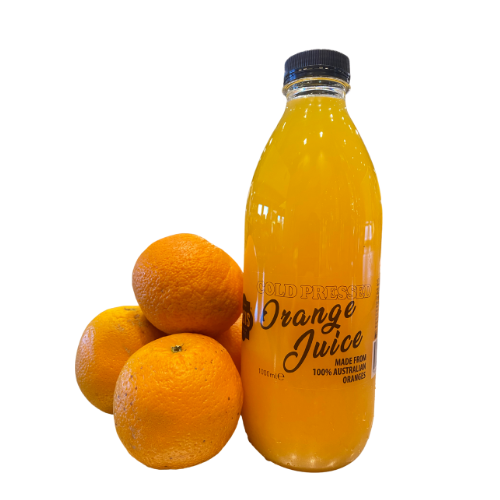 Oasis Cold Pressed Orange Juice - 1L - Oasis