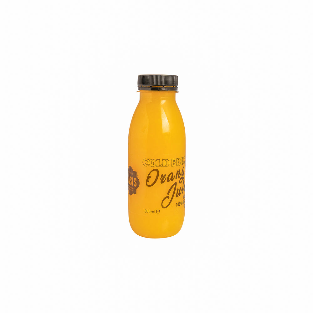 Oasis Cold Pressed Orange Juice - 300ml -  | Oasis