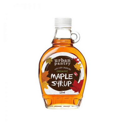 Organic Canadian Maple Syrup 12x250ml - Groceries | Oasis