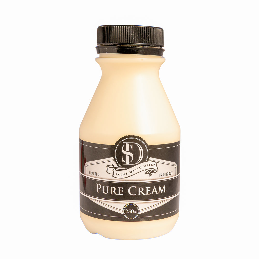 Pure Cream 250ml - St David - Dairy & Eggs | Oasis