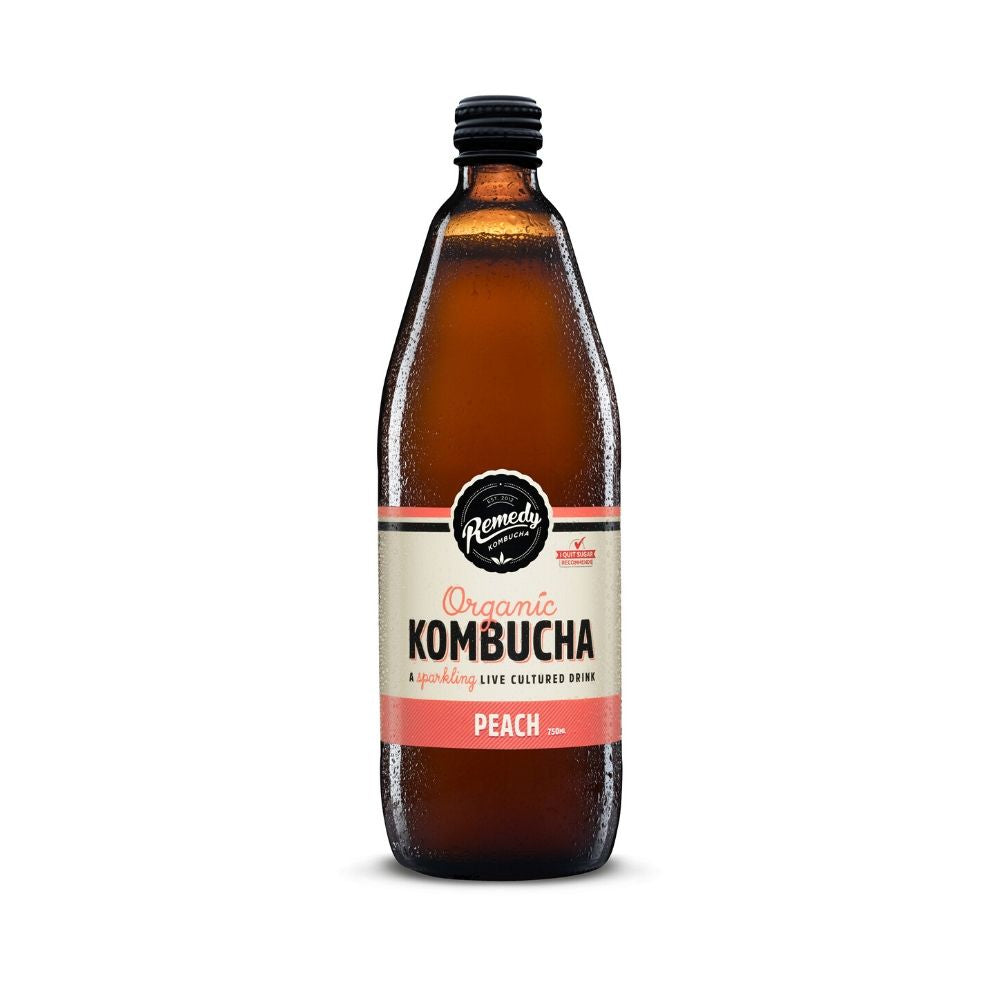 Remedy Kombucha Ranges 750ML - grocery | Oasis